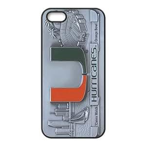 miami hurricanes Phone Case for Iphone 5s