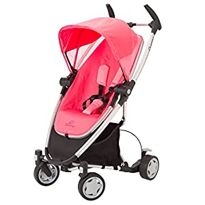 Quinny-Zapp-Xtra-Stroller-with-Folding-Seat-Pink-Precious