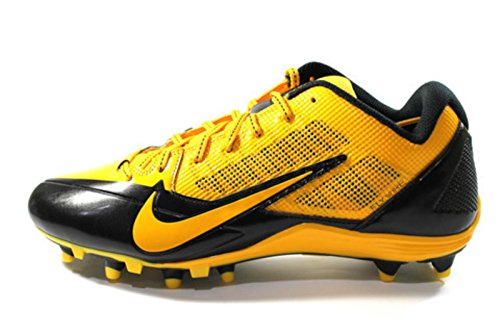 Nike Hommes Alpha Pro Td Pf Pittsburgh Steelers Football Crampons