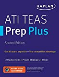 ATI TEAS Prep Plus: 2 Practice Tests + Proven