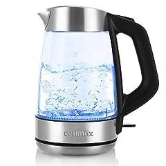 Cusimax 1.7L BPA-free Glass