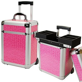 UPC 640430003396, Miniature Professional Rolling Beauty Case