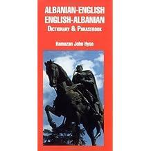 Albanian-English/English-Albanian Dictionary and Phrasebook (Dictionary and Phrasebooks)