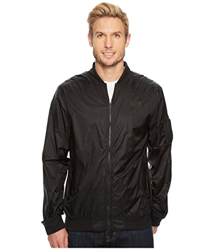 The North Face Meaford II Bomber TNF Black Men's Coat (North Face Bomber)