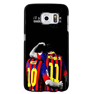 Well-know Perfect Classical Lionel Messi Phone Case Cover For Samsung Galaxy s6 Edge Plus Nice Protective Mobile Shell