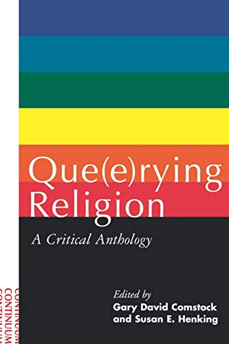 Que(e)rying Religion: A Critical Anthology for $<!--$14.31-->