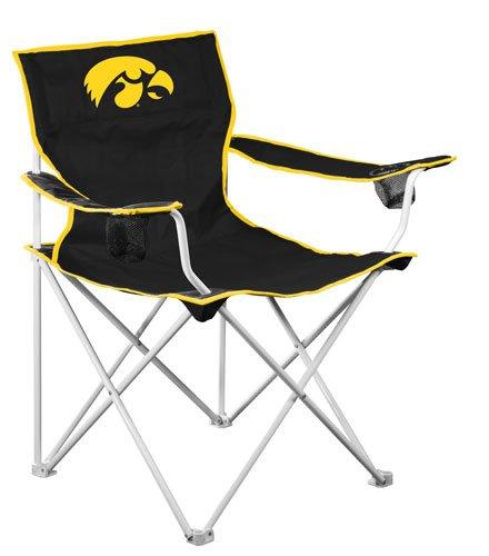 NCAA Iowa Hawkeyes Deluxe Folding ()