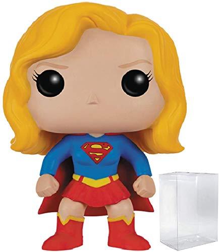 Vinyl Figure Supergirl - DC Comics Heroes: Supergirl Funko Pop! Vinyl Figure (Includes Compatible Pop Box Protector Case)
