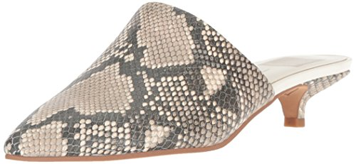 Dolce Vita Women's OBIE Mule, Snake Print Embossed Leather, 6.5 M US
