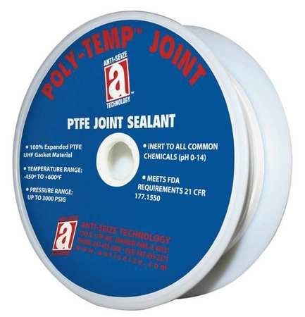 Joint Sealant Ribbon, 1/2 In. W, 150 Ft. L by POLY-TEMP