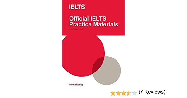 Official IELTS Practice Materials 1 with Audio CD: Cambridge ESOL