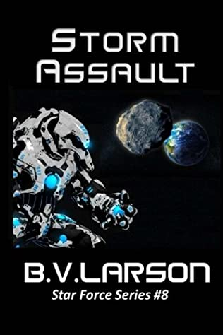 book cover of Storm Assault