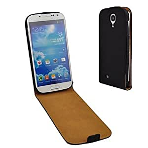 AES - Angibabe Flip PU Leather Case for Samsung Galaxy S4/i9500 , Red