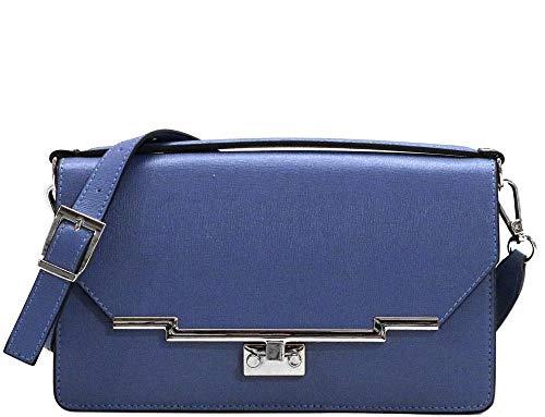 Firenze Clutch Saffiano Leather Bag Purse Evening Bag