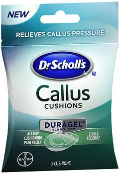 Dr. Scholl's Callus Cushions - 5 Each, Pack of 5