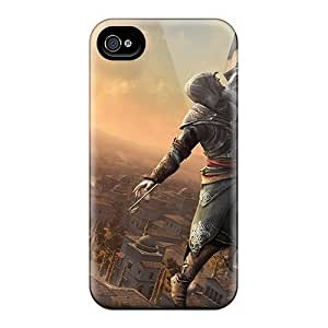 Hot Ac Revelations First Grade Tpu Phone Case For Iphone 4/4s Case Cover