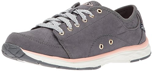 Dr. Scholl's Women's Anna Fashion Sneaker Grey Microfiber explore for sale outlet order online genuine cheap online dPFI0uD9kN