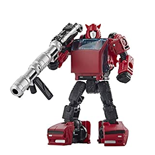 Transformers Toys Generations War for Cybertron: Earthrise Deluxe Wfc-E7 Cliffjumper Action Figure - Kids Ages 8 & Up, 5