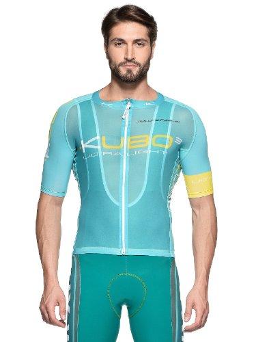 JOLLYWEAR - Ultralight Jersey Short Sleeve Summer Volo Water Green 4XL