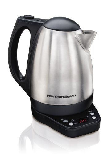 Hamilton Beach 40996 Programmable Kettle, - Cocoa Mall Beach