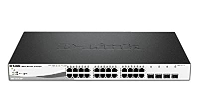 D-Link Systems Web Smart Switch