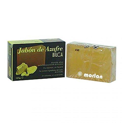 Jabón De Azufre BILCA, 125g OTROS