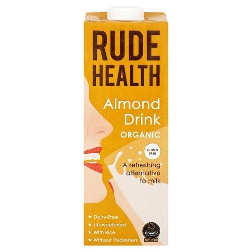 Rude Health Almond Organic Drink, 1l