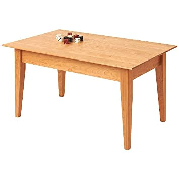 Manchester Wood 36 Wide Cherry Shaker Coffee Table - Natural Cherry