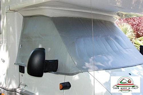Thermomatten Isoliermatten Aussen Fahrerhaus WOHNMOBIL//CAMPER FIAT DUCATO// CITROEN JUMPER PEUGEOT BOXER 2002-2006