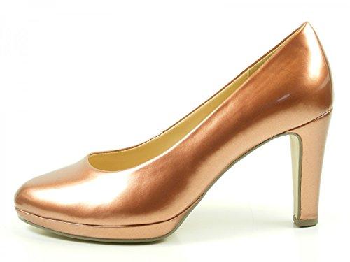 Gabor 61-270 Zapatos de tacón de material sintético mujer Braun