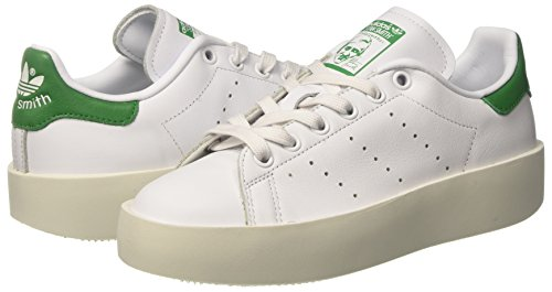 Da Donna White Ginnastica Bianco footwear green W footwear White Adidas Bold Smith Stan Scarpe Basse UPqXx8