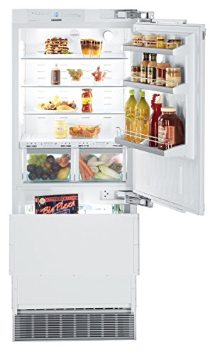 Liebherr Fully Integrated Bottom Freezer Refrigerator Panel Ready, 30