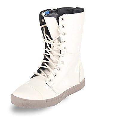 248463eed528 Adidas Originals Damen BLUE COMBAT Stiefel , Beige , G51490  Amazon ...