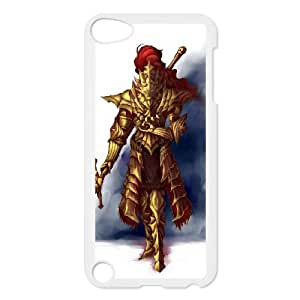 iPod Touch 5 Case White Dark Souls Wzox