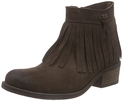 Tamaris 25726, WoMen Cold Lined Classic Boots Short Length Brown - Braun (Mocca 304)
