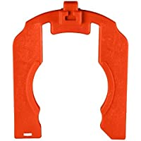 Fleck Red H Clip (QTY. 4) for Fleck Control Heads and Structural CT Tanks (Part# 40576) by Fleck