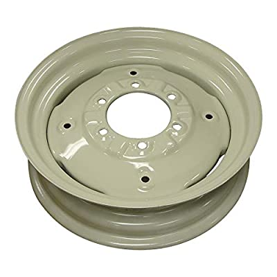 Complete Tractor New 1708-1019 Rim Replacement For Case/International Harvester 1290 David Brown, 1390, 2300 Indust/Const, 2350 3048866R91, 380065R91, 704675R91, K907803, K914053, K947937: Automotive