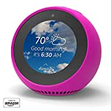 """""""Made for Amazon"""" Mission Cables Skin for Echo Spot - Hot Pink"""