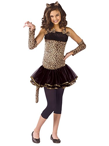 To Costumes Children's Cat Make (Wild Cat Costume - Large)