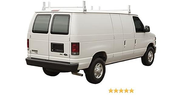 Productos compradores 1501310 blanco Van de acero escalera accesorio de: Amazon.es: Coche y moto