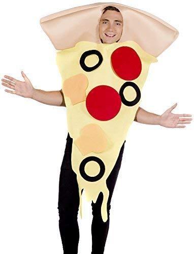 Fancy Me HOMBRE MUJER Pizza Fast food Comedia Divertido Soltero ...