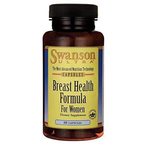 Swanson Breast Health Formula For Women 60 (Womens Breast Health Formula)