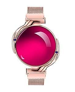 Amazon.com: Bond Z38 Diamond Wristwatch Women Heart Rate ...