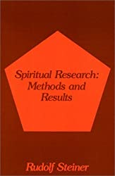 Spiritual Research : Methods and Results