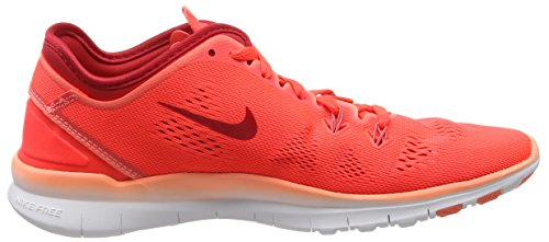 Tr WMNS Nike Multisport Orange 0 Weiss 5 Fit Blue Women's 5 Indoor Orange Shoes Free ZwUwx
