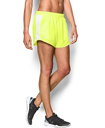 Under Armour Women's UA Fly By Perforated Run Short