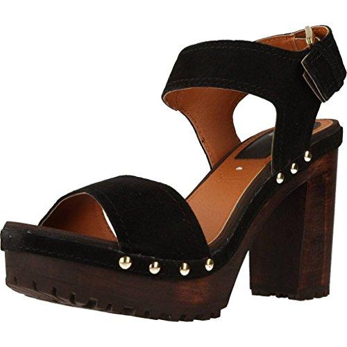 Spor talons sandales GIOSEPPO 39067 à en chaussures bois Black 02 des 0wPEIAnqRE