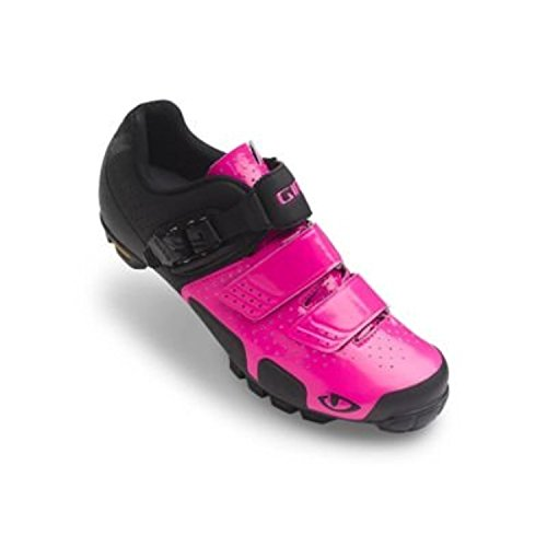 Giro GF23110 Damen Sica Vr70 Dirt Bike Schuhe Hellrosa / Schwarz