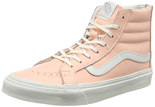Vans Mixte Mlx Adulte Sneakers Sk8 Orange Hautes Hi rTgr7qO