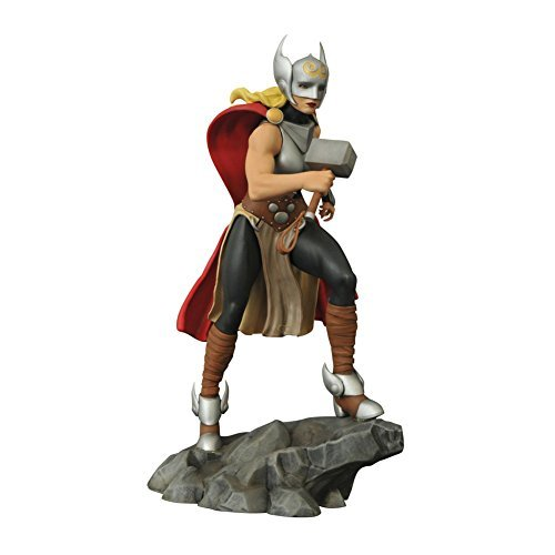 Marvel Gallery Femme Fatales: Lady Thor Statue by Diamond